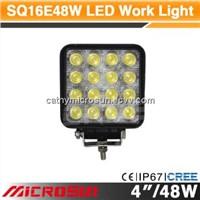 "4"" 48W Off Road LED Work Light"