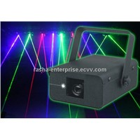 50MW Green Color Laser Curtain,Laser Rain,Laser Show System,Stage Disco Laser Light for Xmas Holiday