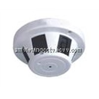550TVL Low Lux Smoke Detector Type Hidden Camera