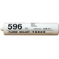 596 Silicone flange sealant,Red RTV silicone sealant