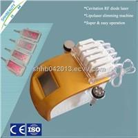 650nm Laser Diode Cavitation RF Weight Loss Machine