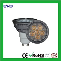 6*1W GU10 LED Spotlight