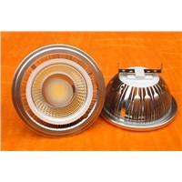 7W 12W 15W COB AR111 G53 base LED spotlight LED spot light AC DC 12V