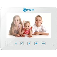 7 Inch Video Door Phone with Intercom Function