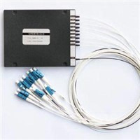 8+1-CH Coarse Wavelength Division Multiplexer (CWDM Mux/Demux) Module