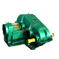 A1000 Type Open Gear Involute Cylindrical Gear Reducer Horizontal