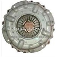 A3008-1600100 Yuchai Engine Clutch Cover And Pressure Plate