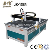 JX-1224  JIAXIN Acrylic PVC Cutting cnc router Machine