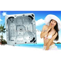 Adult Sex Massage Bathtub Plastic Bathtub for Adult with DVD Sex Video