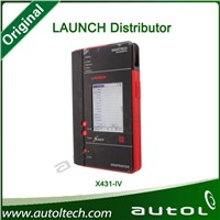 [Authorized Distributor] Original Launch X431 IV Launch Scaner Update Online Via Official Website