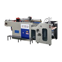 Automatic Swing Cylinder Screen Printing Production Line
