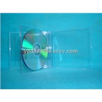 CD case CD box CD cover 10.4mm double with transparent tray(YP-A101)