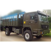 CHINA BRAND NEW /SINOTRUCK 4X4 ALL WHEEL DRIVE CARGO TRUCK