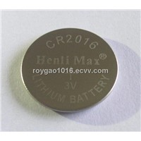CR2016, lithium button cell, lithium coin cel, lithium battery