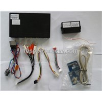 Car Reversing System Interface for Volvo