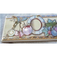 Ceramic Decor border listello