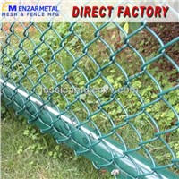 Chain Link Fence/Diamond Wire Mesh Fence