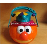 Christmas Gift , Pumpkins Bucket