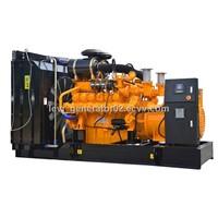 Coal gas power generation generator