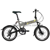DAHON Jetstream P8 Leisure & Fitness Folding Bike Bicycle