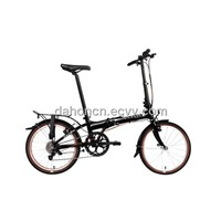 DAHON Vitesse D8 Urban Utility Folding Bike Bicycle
