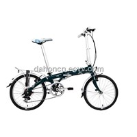 DAHON Vybe C7A Leisure & Fitness Folding Bike Bicycle