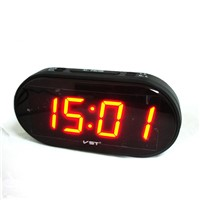 Digital alarm LED clock VST801-1