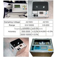 Digital transformer oil tester tools,meet IEC156,LCD displayer,fully automatical