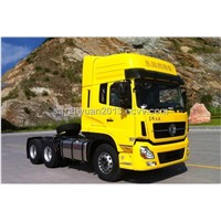 Dongfeng 6x4 tractor truck RHD/LHD Cummins engine