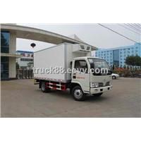Dongfeng Furuika Refrigerator truck