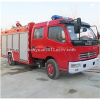 Dongfeng truck 4x2 rescue fire truck/rescue vehicle