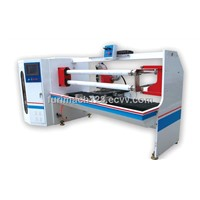 Double-Arm BOPP Adhesive Tape Slitting Machine(Foam,Double Sided,Masking Tape Slitting Machine)