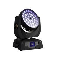 EP-M36D  36X10W ZOOM LED MOVING HEAD RGBW-1