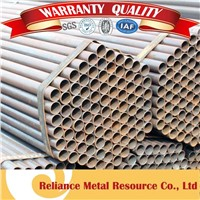 ERW WELDED CARBON STEEL STRUCTURAL IRON TUBE