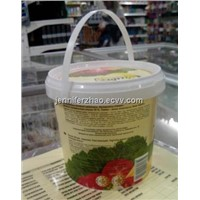 Food Storage Bucket ,Candy Bucket ,Rich Color and Finish