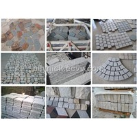 Granite Paving Stone | Stone Patios | Landscaping Stones,China