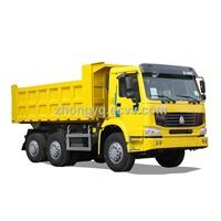 HOWO dump truck (tipper) 6*4 ZZ3257M3247B