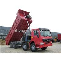 HOWO tipper (dump truck) 8*4 ZZ3317N3067C