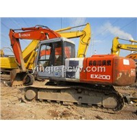 High quality of Used excavator Hitachi EX200-2