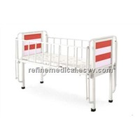 Hospital Bed Deluxe Flat Children Care Bed RF-914