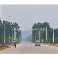Hot selling High lumen 8M solar street lighting system