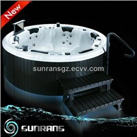 JACUZZY PRICES LUXURY ROUND WHIRLPOOL SPA TUB ROUND JACUZZY
