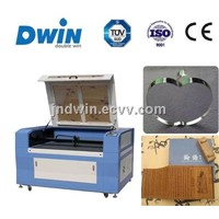 Jinan factory 1200x900mm 80w/100w/130w plywood Laser Engraving & Cutting Machine (DW1290)