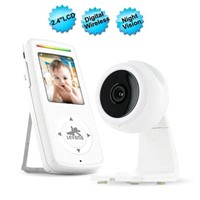 Levana ERA Elite 2.4 Inch Wireless Baby Monitor with Zoom & Video Recording Function LM-BM1223