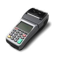 Mobile POS with Card Reader and Printer