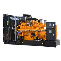 Natural gas genset with USA googol engine