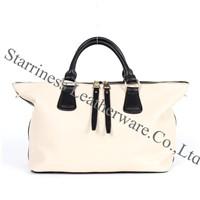 Large size lady fashion handbag, Popular for Italy