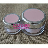 New plastic cream jar, subpackage jar, eye cream jar 15g,40g