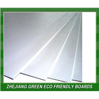 Non asbestos fiber cement board panel