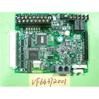 off the Inverter Control Circuit Board VF64372001,Off the Inverter Drive Circuit Board 5HC4300340